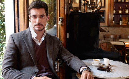 David Gandy for M&S Rome 3